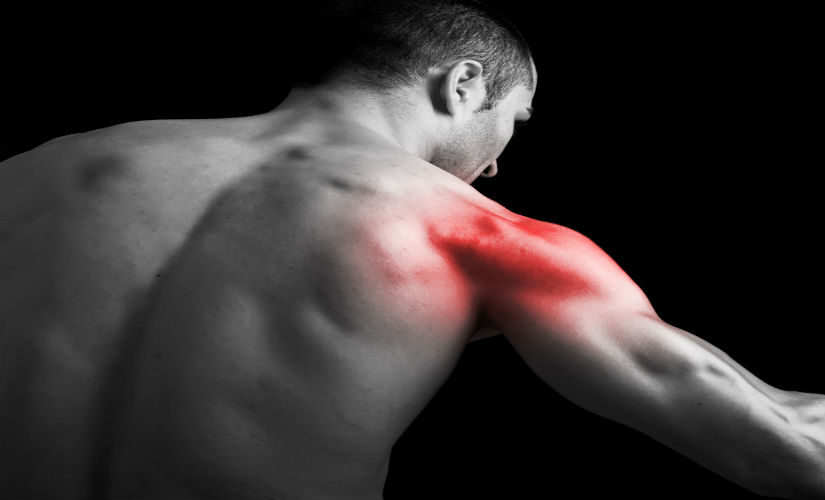 Best exercises to relieve shoulder pain